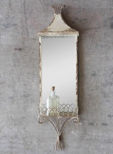 Warm Design Dekoratif Ayna Renksiz